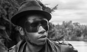 Photo of Willis Earl Beal in Mask