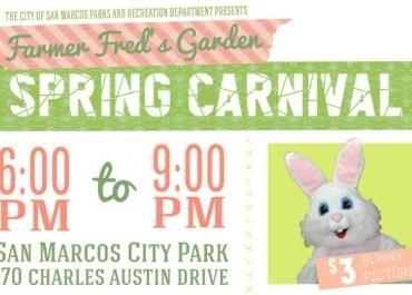 San Marcos Spring Carnival