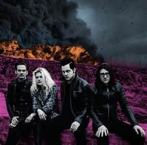 the dead weather Dodge and Burn album