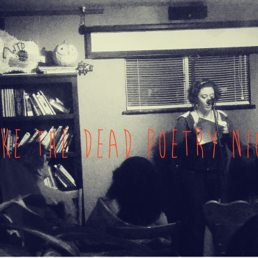 wake the dead poetry night
