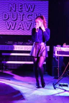 Lou Rebecca is a French synthpop band based in Austin.