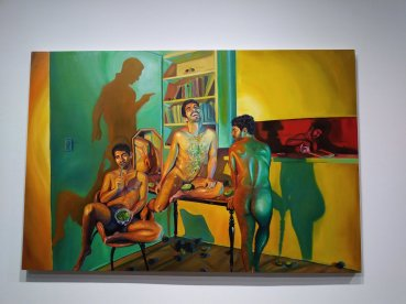 """Don't Disrespect the House"" by Gerardo Gomez Escamilla"