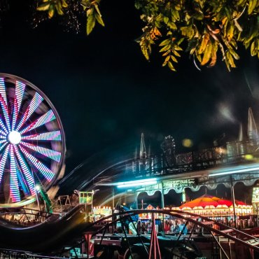 Sights & Sounds is an annual winter festival held in San Marcos.
