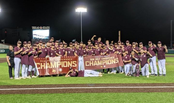 Baseball after a hard-fought season raises title