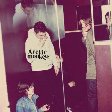 Album art for the Arctic Monkeys' 3rd studio album titled Humbug.