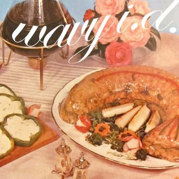 The album art displays various old fashioned looking foods.