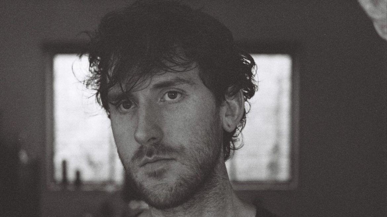 Black-and-white portrait photo of Alexander Biggs.