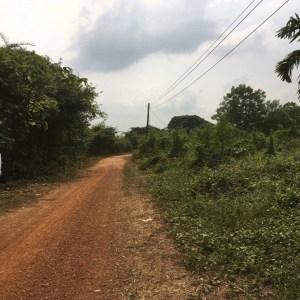 ขาย ที่ดิน จันทบุรี ขลุง พร้อมสิ่งปลูกสร้าง ใกล้ถนนสุขุมวิท 4 ไร่