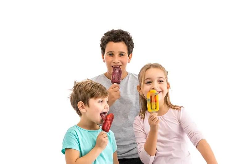 Snacks saludables para compartir en familia