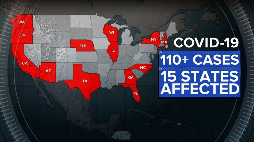 Coronavirus death toll in United States rises to 11 with ...