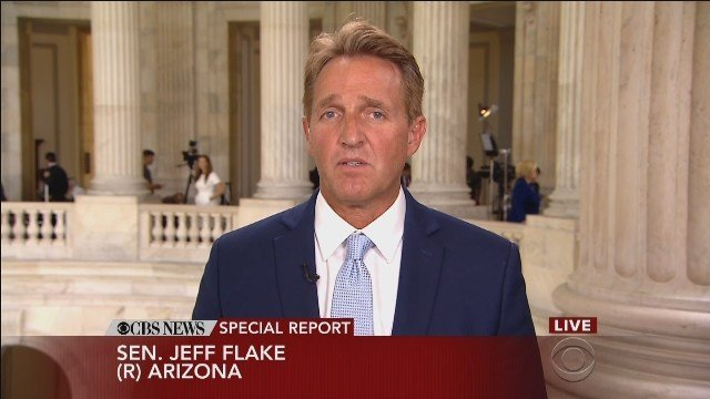 Image result for PHOTOS OF SEN JEFF FLAKE