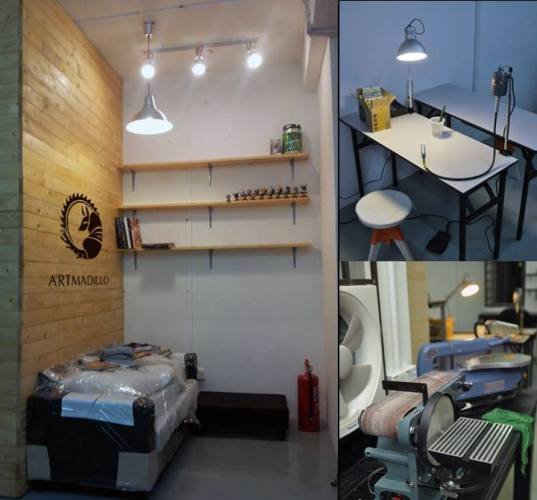 Artmadillo Workshop