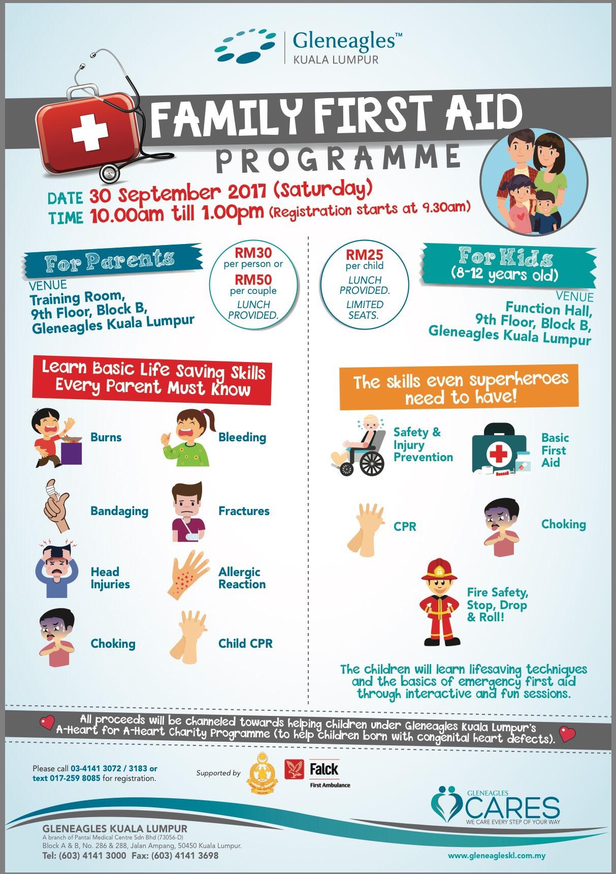 First Aid For Kids Kualalumpurkids