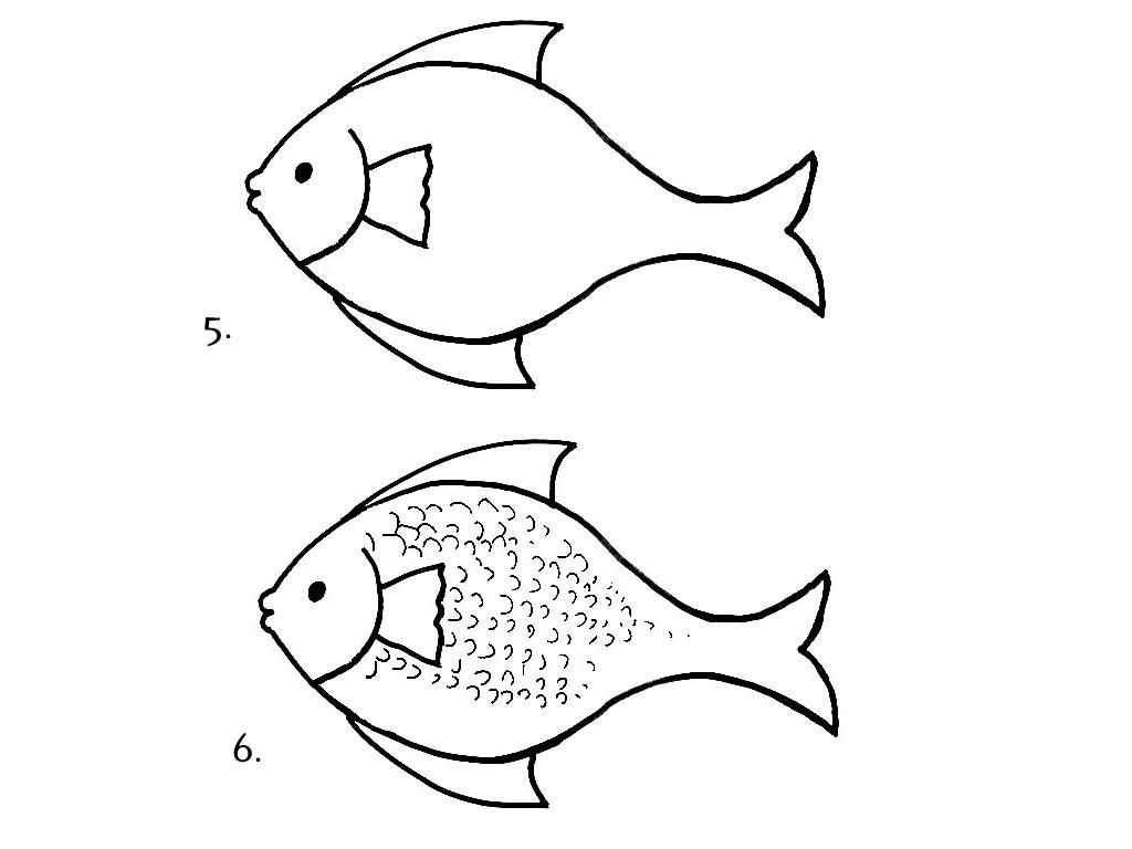 Menggambar Ikan | Kuas Ajaib Trans7