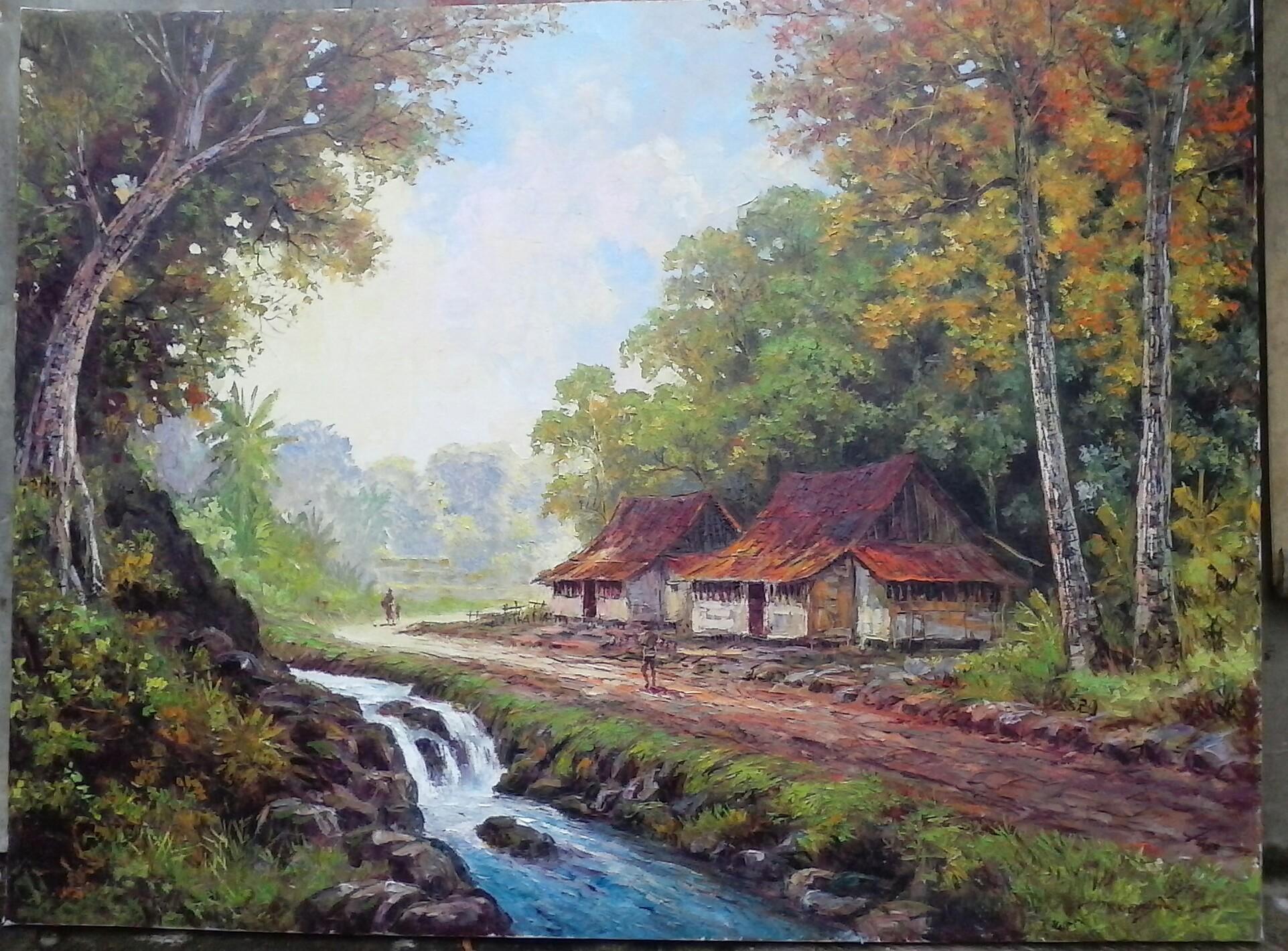 Related Keywords  Suggestions for Lukisan Pemandangan