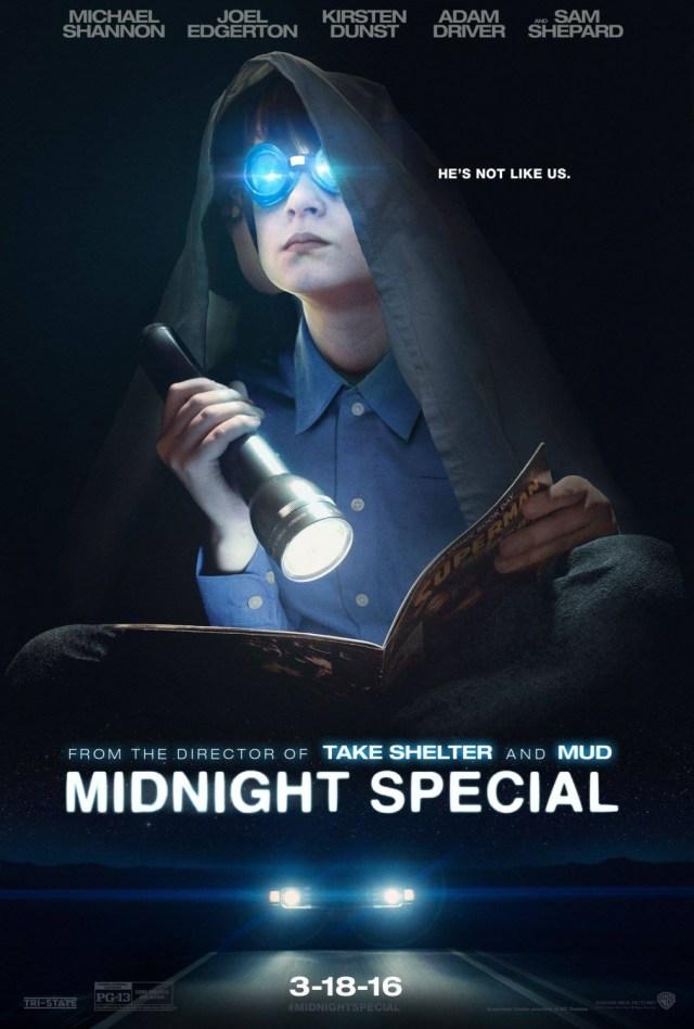 《王子眼疾》影評:《Midnight Special》 | 朝著夢想的那一端河(郭朝河)