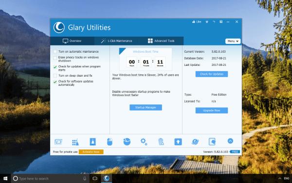 glary utilities download filepuma