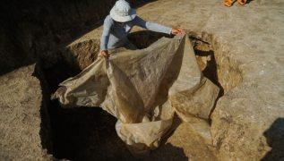 Библейское орудие нашли при раскопках под Краснодаром