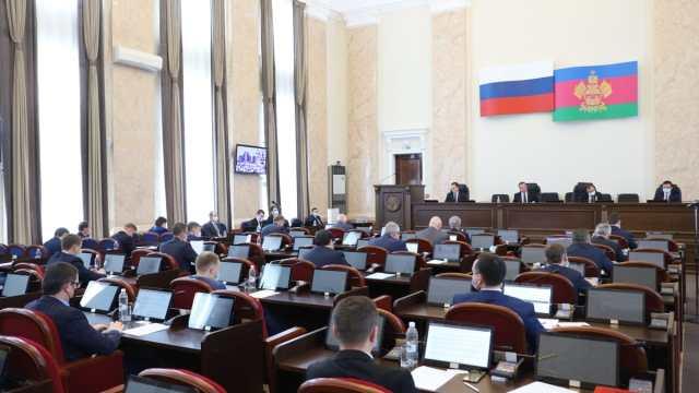 Депутаты ЗСК внесли поправки в закон о сохранении почв