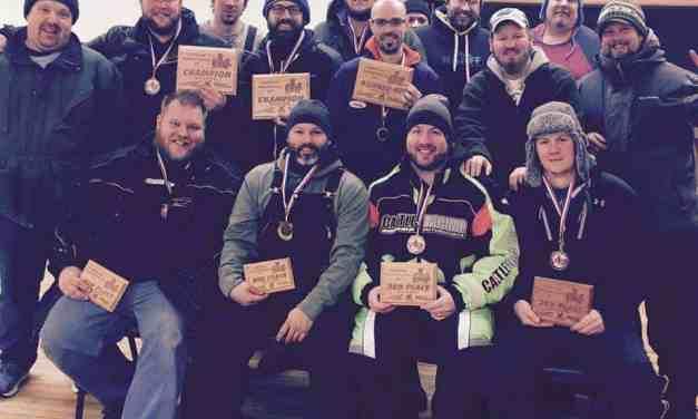 TRF Winter Kubb Tournament 2017 Recap