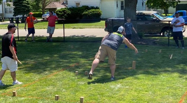 Spring Fling Kubb Scrambler 2020 Recap