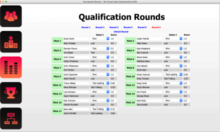 Tournament Director Software Aims to Replace Your Spreadsheet