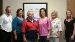 CAP Agency donation from Kubes Realty