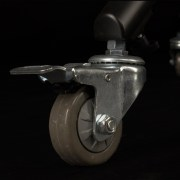 Jirafa Super Boom Arm Alto Rendimiento con ruedas