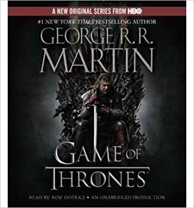 [ Game of Thrones ] By Martin, George R R ( Author ) [ 2011 ) [ Compact Disc ] Martin, George R R
