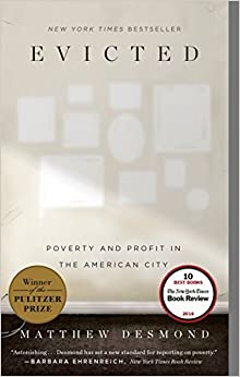 Evicted Poverty and Profit in the American City Desmond, Matthew 9780553447453
