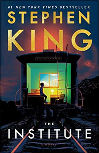 The Institute A Novel (9781982110581) King, Stephen