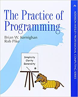 The Practice of Programming (Addison-Wesley Professional Computing Series) 9780201615869 Computer Science  @
