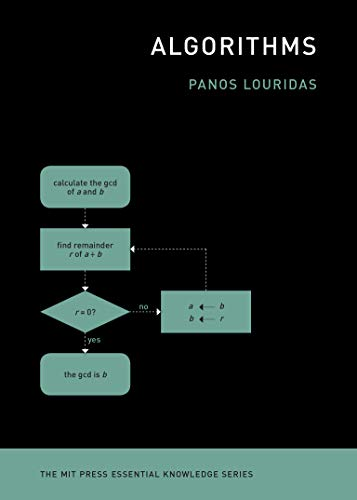 Algorithms (The MIT Press Essential Knowledge series)  Louridas, Panos Kindle Store