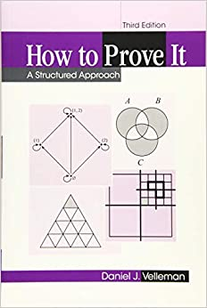 How to Prove It A Structured Approach Velleman, Daniel J. 9781108439534