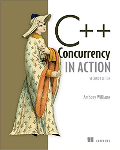 C++ Concurrency in Action (9781617294693) Williams, Anthony