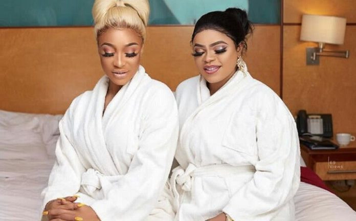 I Will Stay Loyal To You Even Though You Are Upset With Me Because I Was  Rude To You : Bobrisky Tells Tonto Dikeh – KubiLive