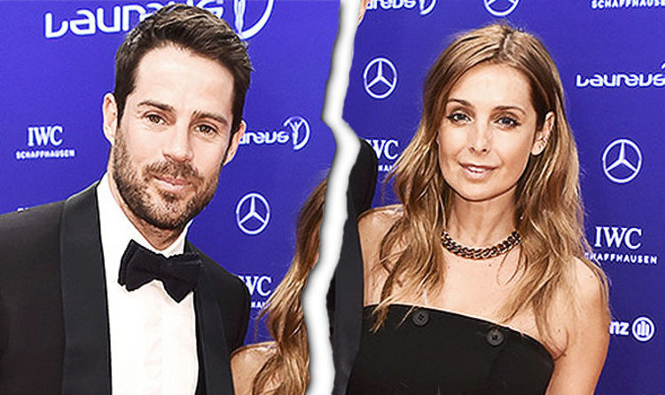 Louise and Jamie Redknapp divorce in just 25 SECONDS after