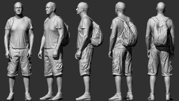 3D-модели людей начнут создавать в России