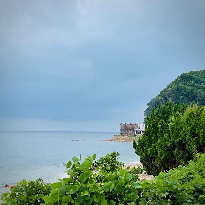 糸島の「またいちの塩」へ