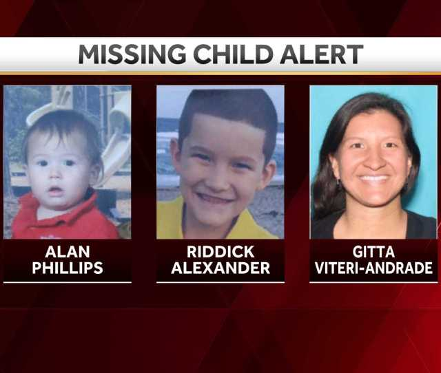 Florida Amber Alert Issued For  Children Missing From Stuart Has Been Canceled