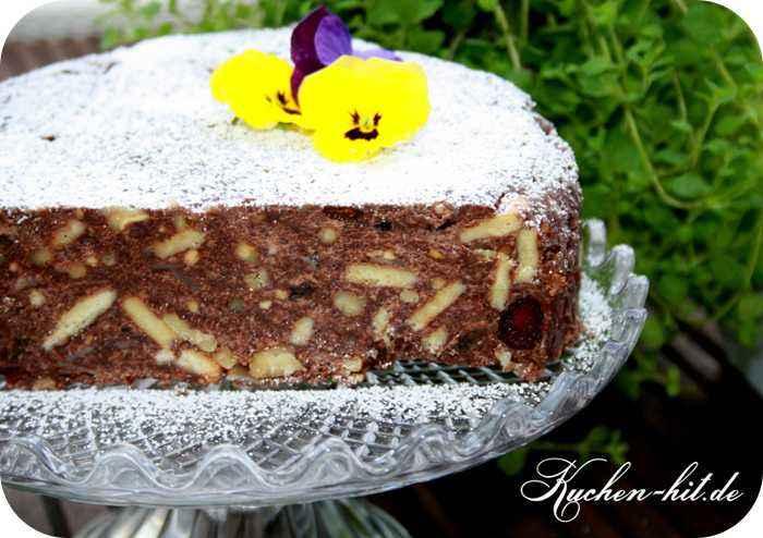 Schneller Kuchen Ohne Backform  Appetitlich Fotoblog Für Sie