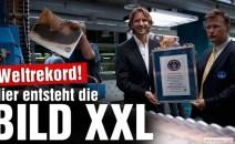 Bildzeitung XXL - August 2011