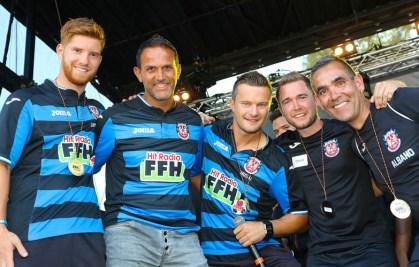 FFH fussballschule beim FSV Frankfurt