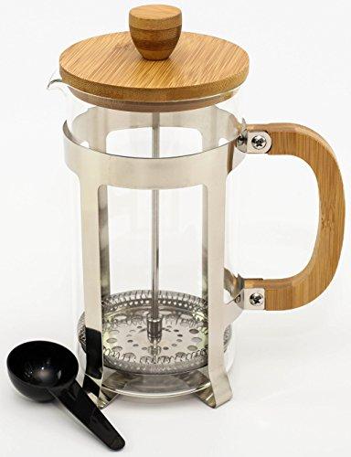 FrenchPress Tee und Kaffeebereiter mit French Press