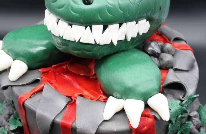 Dino-Party, Dinosaurier Torte, Dino Motivtorte, Dino Torte, Dinosaurier, Torte für Jungs, 3. Geburtstag