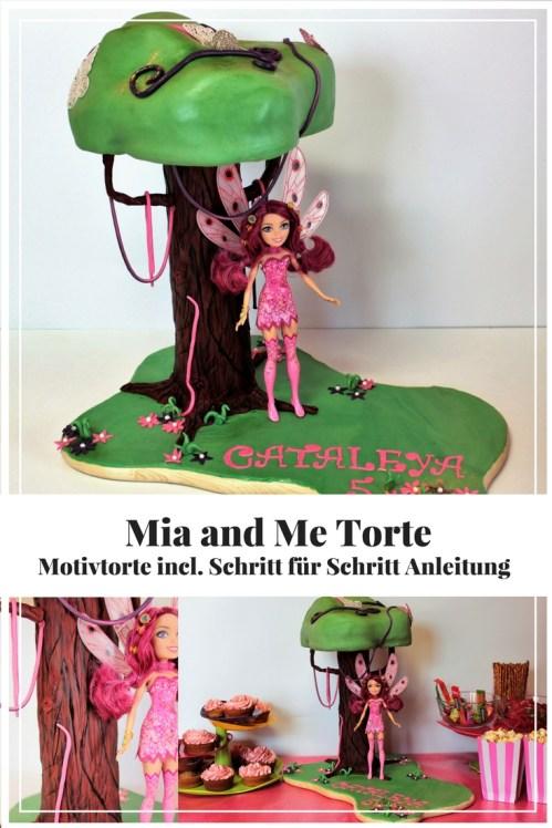 Euer Kind liebt Mia and Me und wünscht sich eine Mia and Me Mottoparty mit einer Mia and Me Motivtorte? Ich zeige euch Schritt für Schritt wie es geht!