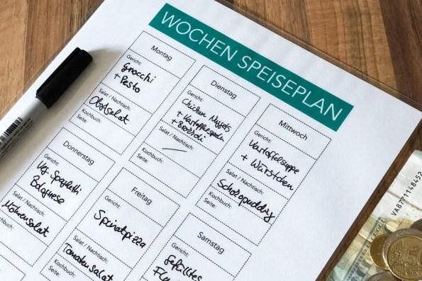 Speiseplan für die Woche 51/2018 - Ideen für die ganze ...
