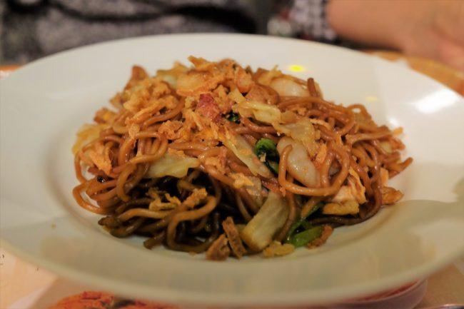 NOODLES BAZAAR -ワールド麺ロード- インドネシアのミーゴレン