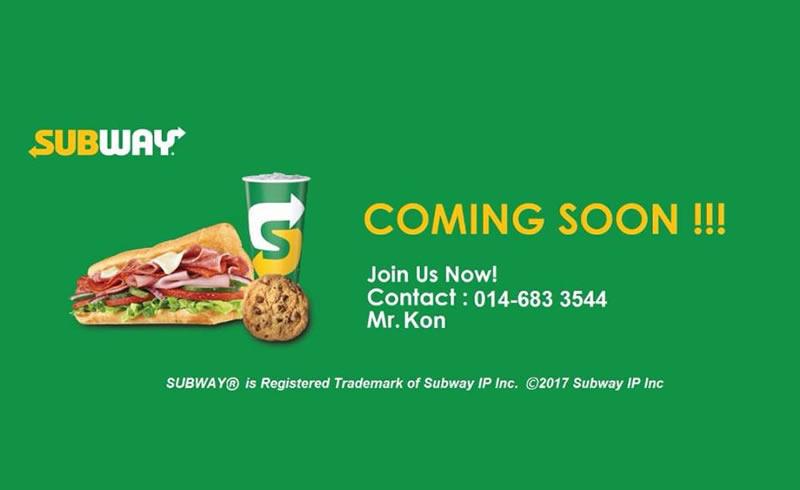 Subway Kuching