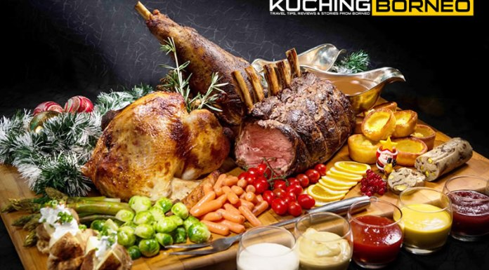 Hilton Kuching Turkey. Photo: Hilton Kuching